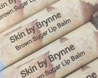 Brown Sugar Lip Balm