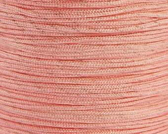 Nylon thread 0,8mm MystyRose 10m