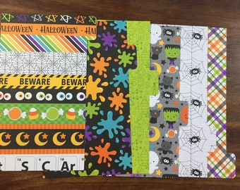 Personal Double-sided Planner Dividers