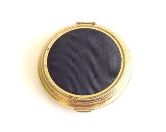 Vintage Compact Mirror, Purse Accessories, Ladies Accessories, Face Powder Storage,  Purse Compact, Cosmetic Accessories, Purse Accessories