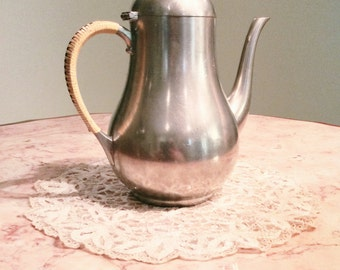 Royal Holland Pewter Teapot