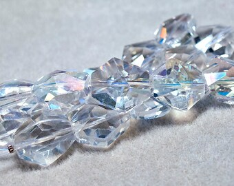 Crystal Nuggets- beads