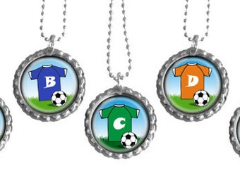 Soccer Birthday Party Favors-Sports Personalized Party Favors, SoccerTheme Boys Birthday Party