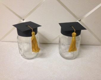 Class Of, Mason Jar, Gift for Graduate, Student, Collegiate, High School,Graduation Decor