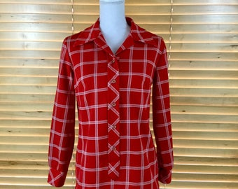 Retro 70s Vintage County Miss Womens Shirt