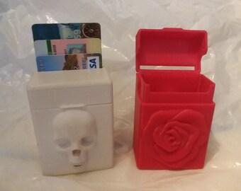 Custom Cigarette & Card Cases