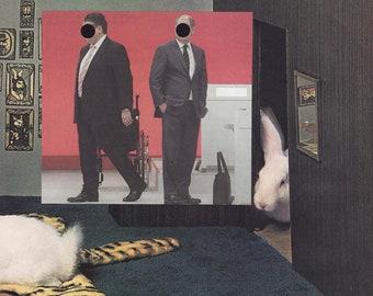 The Room (original collage)