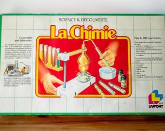 old chemistry sets, rare vintage Board Games