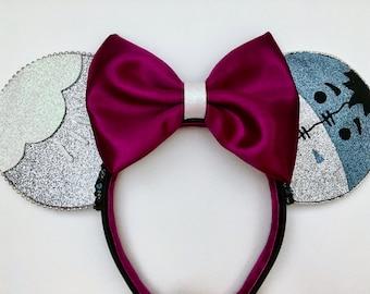 Eeyore Ears, Eeyore Minnie Mouse Ears, Winnie the Pooh Ears, Tsum Tsum Ears, Disney Inspired Character Mouse Ears, Mickey Ear Headband