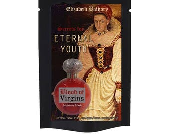 Elizabeth Bathory Moisturizing Mask