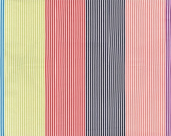 Gardenvale Carnevale Stripe Lorna Jean by Jen Kingwell for Moda