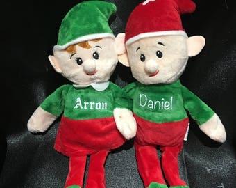 Personalized Santa's elves Boys & Girls