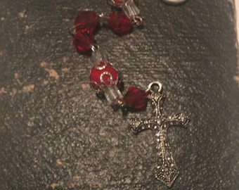 Keychain Rosary