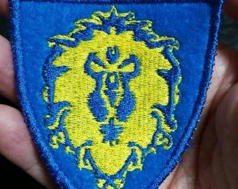World of Warcraft Alliance patch