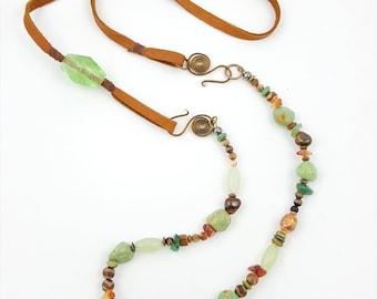 Sheridan - a necklace and two bracelets!