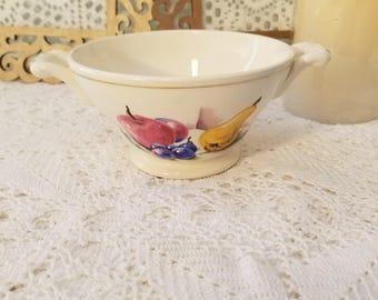 Edwin M Knowles 1943 sugar bowl