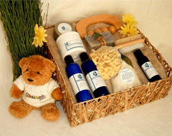 New Mother's Retreat - Spa Gift Basket