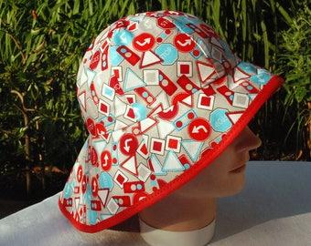 Hat, summer hat, sun hat, chapeau de soleil