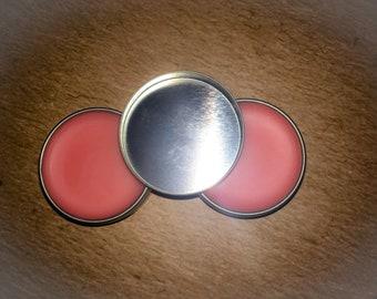 Raspberry Lip Balm, Lip Therapy Balm, Light Fragarance Lip Balm, Sweet Berry Flavored Lip Balm, Easter Gift