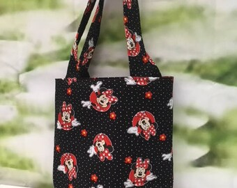 Reversible medium Minnie Mouse Tote