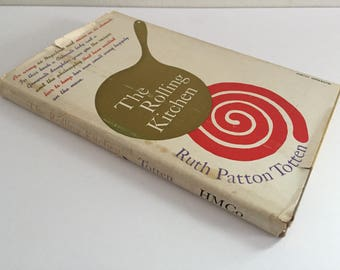 Vintage 1960 The Rolling Kitchen Ruth Patton Totten