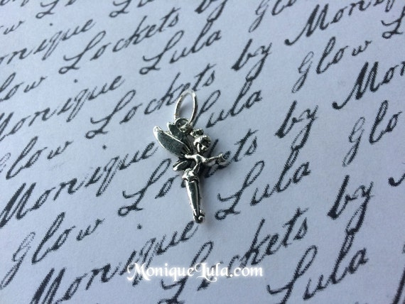 Tinkerbell Fairy Charm for Glowing Necklaces Jewelry