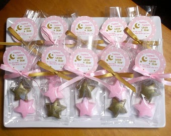 Twinkle Twinkle Little Star Baby Shower - Twinkle Twinkle Little Star First Birthday, Twinkle Twinkle Little Star Favors - Set of 15