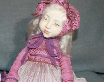Author's collectible Boudoir Doll