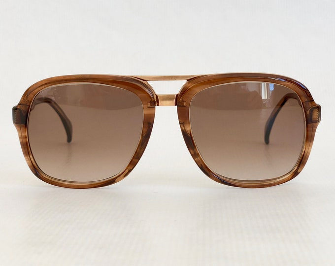 Metzler 6570 Vintage Sunglasses New Old Stock Made in West Germany
