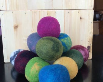 Dryer Balls - set of 3