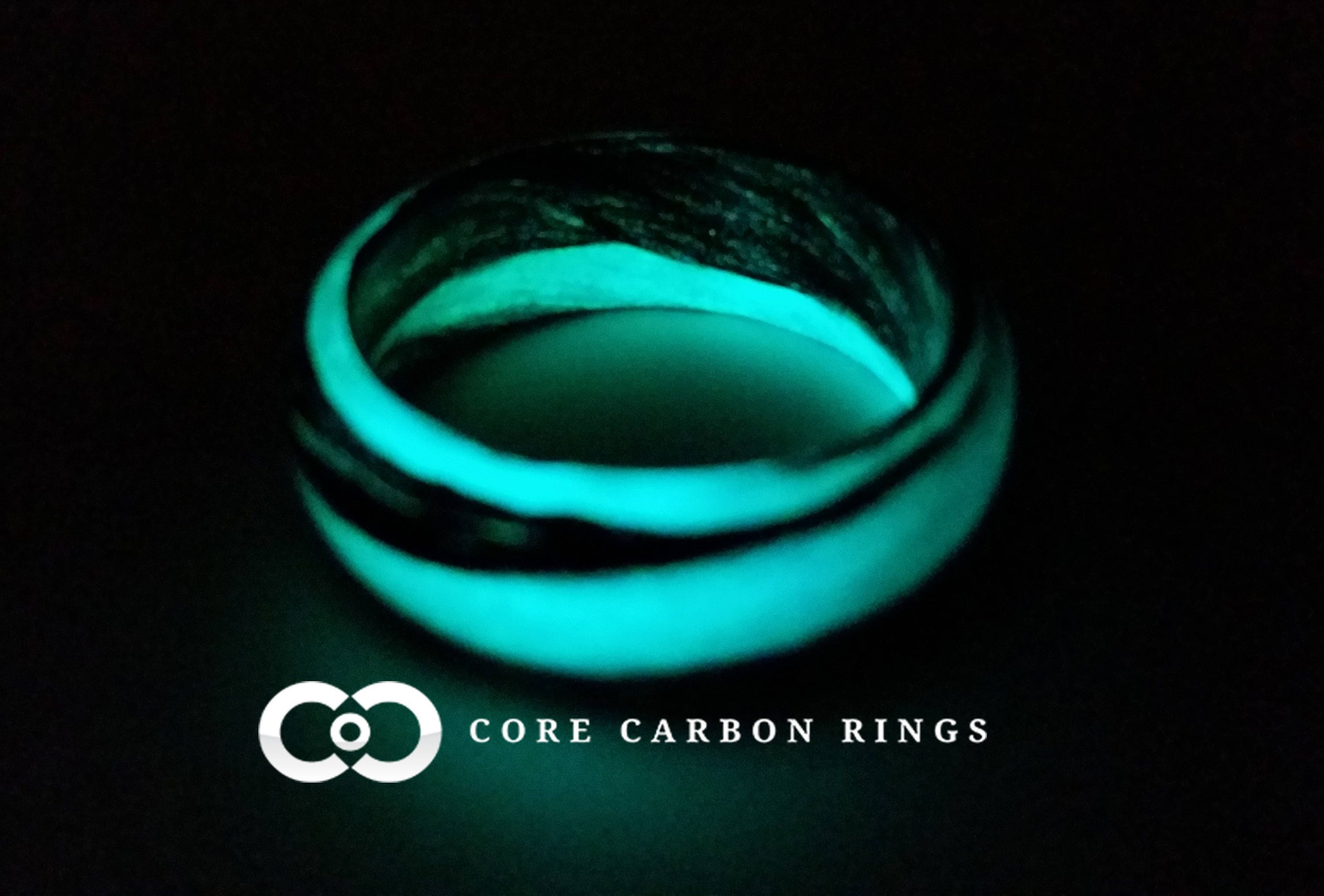 teal strength malachite rings souls wooden simply with of turquoise wedding and oak wood