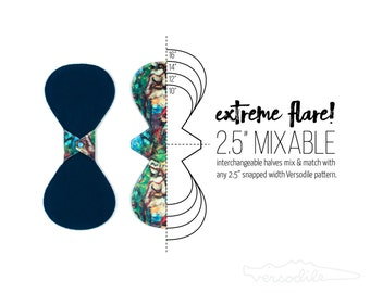 """Cloth Pad Patterns 