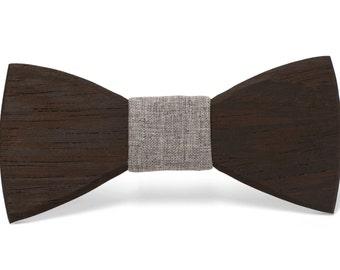 """Wooden Bowtie  """"Carl"""""""