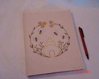 Spring Bees Composition Notebook Cover