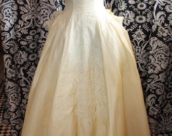 1950's Wedding Gown  Item #189-WG