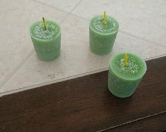 Peppermint Votives