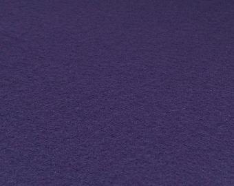Purple Felt Sheets - 6 pcs - Rainbow Classic Eco Fi Craft Felt Supplies