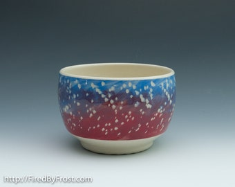 Handmade Ceramic, Pottery Bowl - Ready to Ship - Perfect for Soup, Cereal, Salad, Noodles, and more