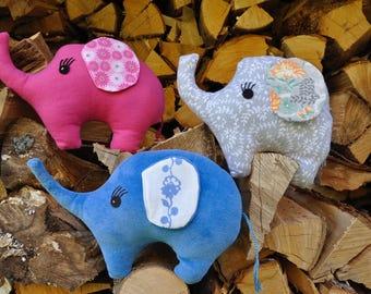Cute Little Elephants