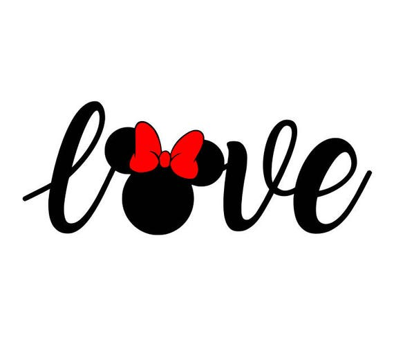 Download Disney svg love disney svg love minnie svg love minnie