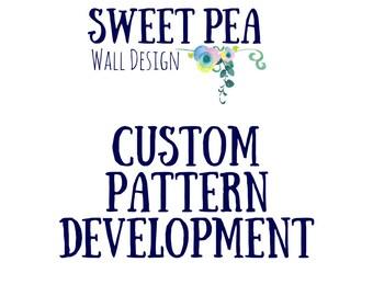 Custom Pattern Development + Sample