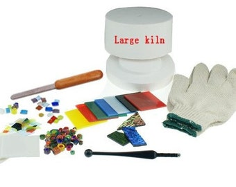 Extra Large Microwave Kiln With 10 Piece Acessory Kit