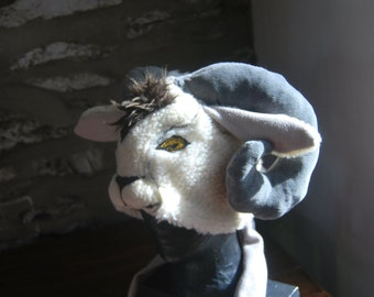 Bespoke Rams Head Hat *MADE TO ORDER*