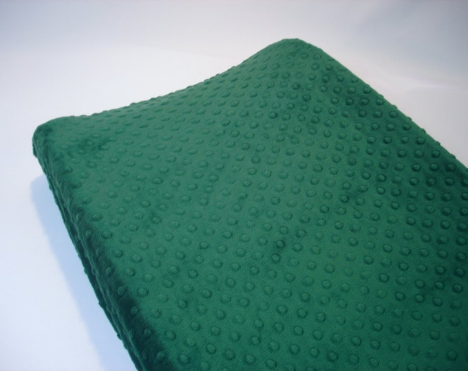 Changing Pad Cover Emerald Green