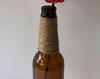 Beer Bottle Bouquet