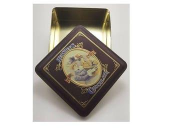 Hershey's Pure Milk Chocolate Tin Box 1992