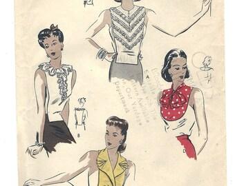 PWAP-0130 Vintage Vogue Pattern V-9683