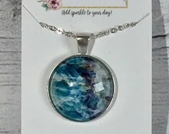 Ocean Storm Necklace
