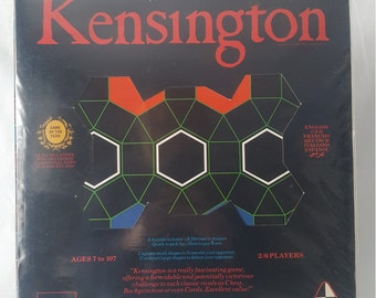Kensington Board Game, Original Brand New in Package, Never Used UK Game of the Year 1979, Strategy Game, Out of Print
