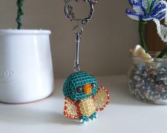 Cheep cheep keychain